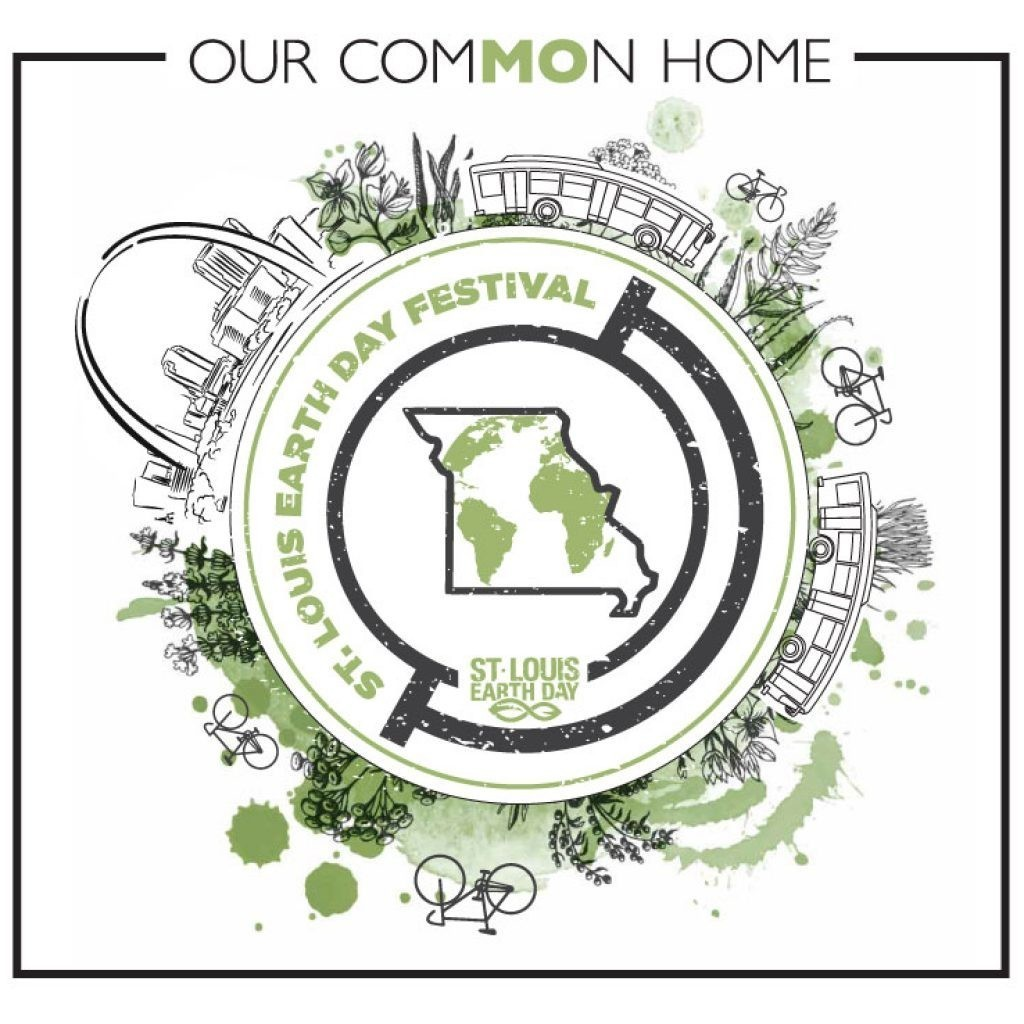 St. Louis Earth Day Festival Logo 2018