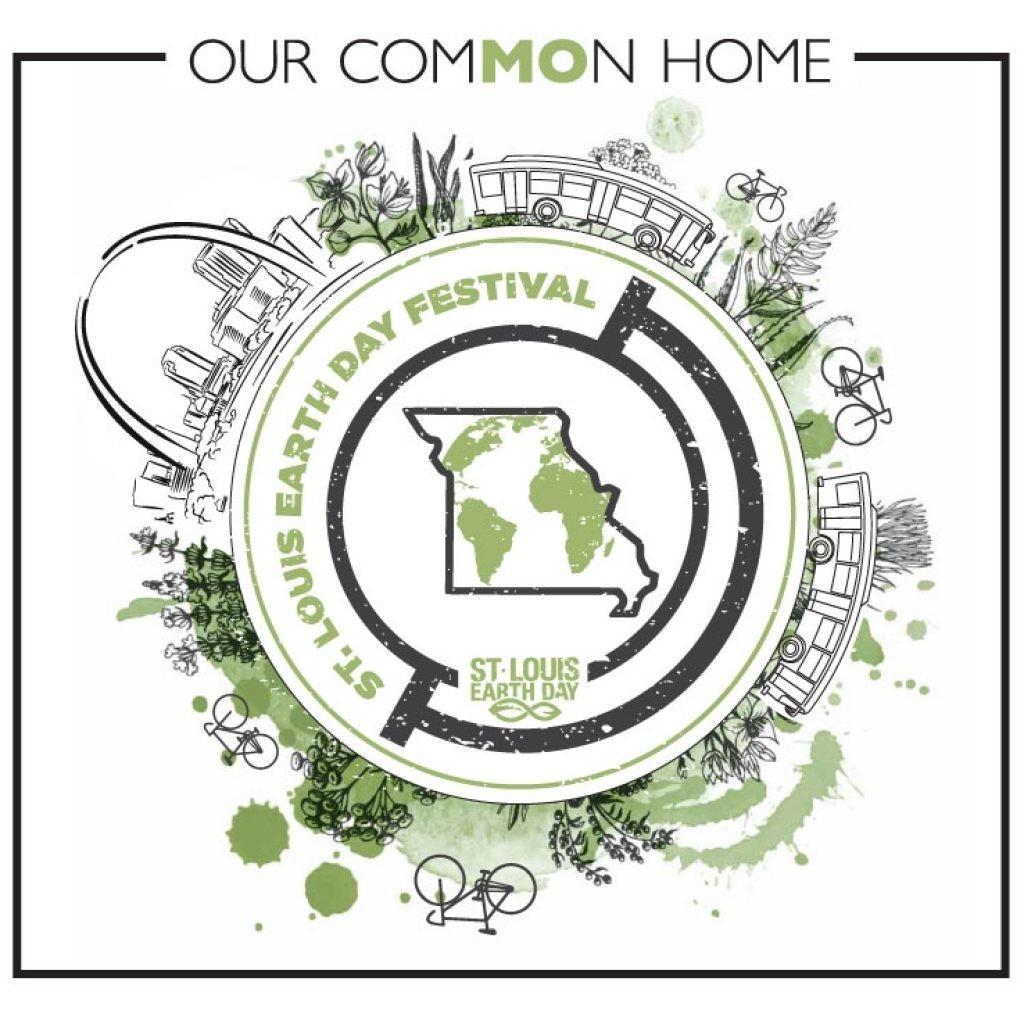 St. Louis Earth Day Festival Logo 2018