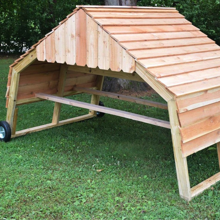 Weather Guard - Chicken Coop - Hut - Missouri - Illinois - St. Louis - Chickens